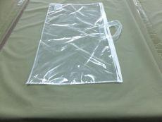 pvc拉鏈車縫袋