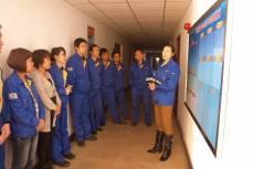 星之辉顾问在某化工集团公司指导6S咨询TPM