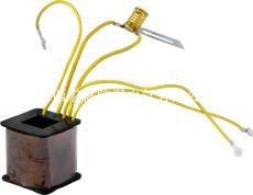 电铃线圈组件