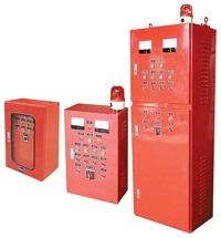 四川消防一用一备水泵控制箱-排烟风机启动