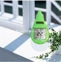 BLUE Digital Thermometer--001