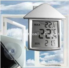 BLUE Digital Thermometer--002