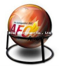 BLUE Fire Extinguisher Ball