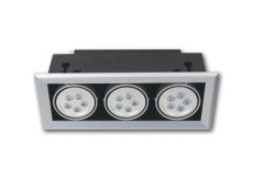 Three-15W LED Bean Light