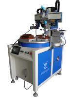 转盘丝印机 机械手自动上下料