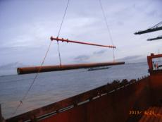 水泥管樁運輸