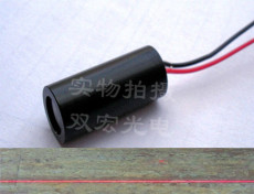 635NM紅光激光模組 20mw一字線定位激光頭 半導體激光器
