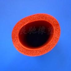 海绵发泡管 硅胶海绵管规格