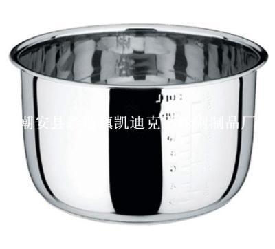 電飯鍋不銹鋼內鍋 Electric rice cooker liner ZD-JG24