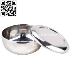 不锈钢韩国碗 Stainless steel Bowl ZD-SW03
