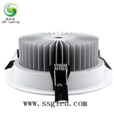 5寸15瓦LED筒燈