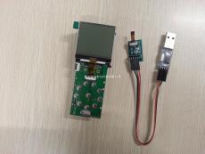 RS232激光距离传感器 测距传感