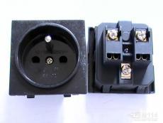 黑色法式插座RF-02