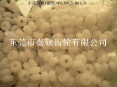 東莞秦碩塑膠小皮帶輪