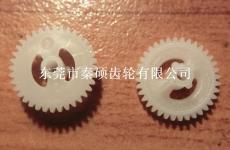 供应礼品工艺品类节庆用品贺卡用塑胶齿轮