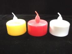 五環電子蠟燭