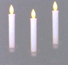長柱電子蠟燭