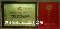 服装办理中国著名品牌