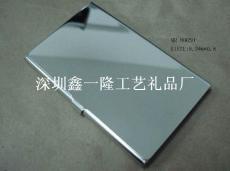 不锈钢镜面名片盒
