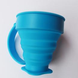 硅膠伸縮杯