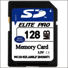 128M SD卡