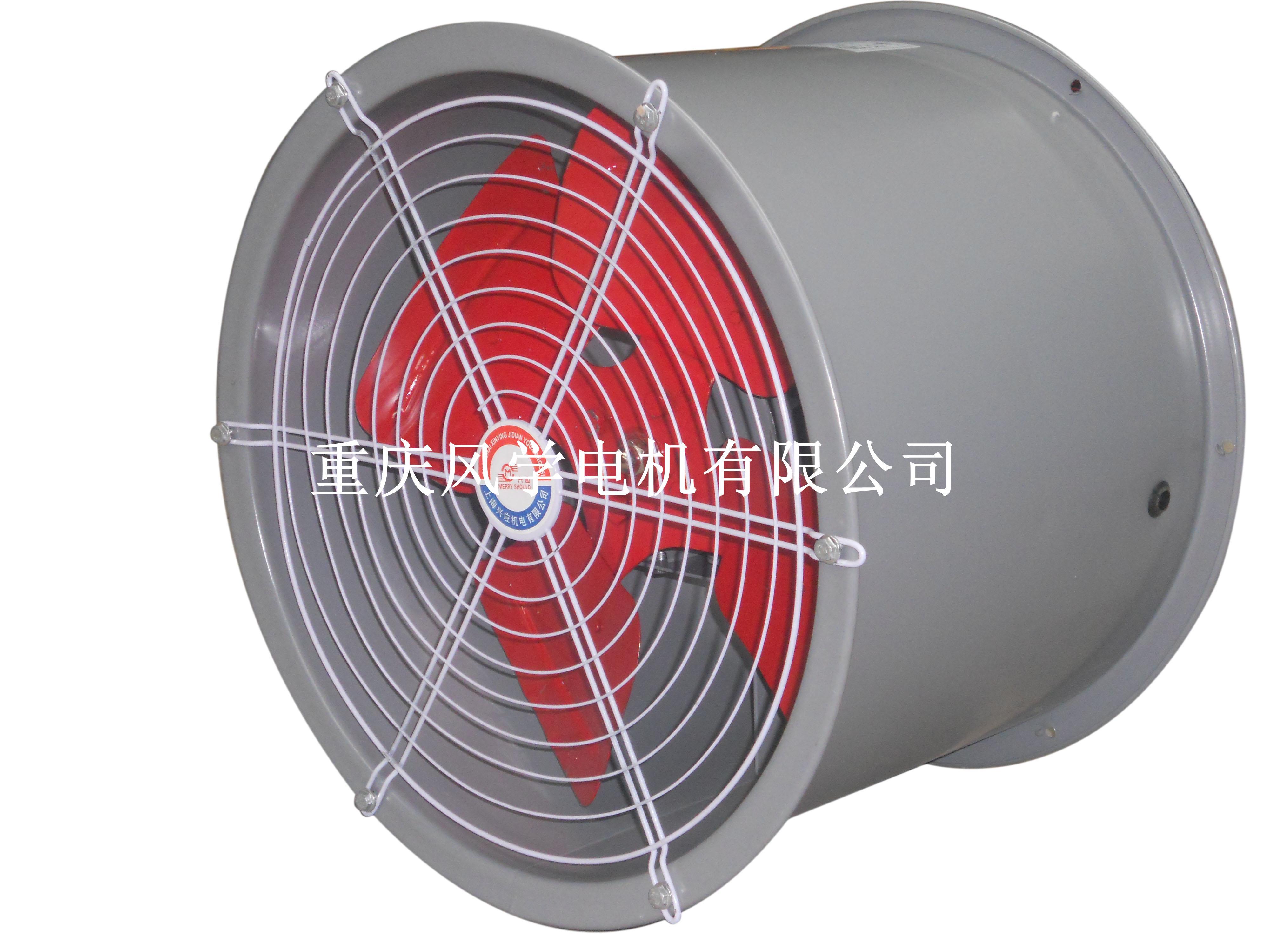 sf10-4管道式轴流风机图片