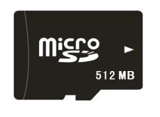 TF 512M 存儲卡