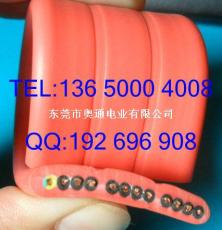 12*1.0TVVB随行电缆 升降机电缆 电梯随行电缆多芯