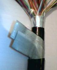 HYAT53 钢塑复合带铠装通信电缆