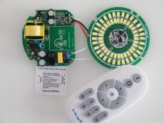 筒灯系列无线LED调光调色控制器