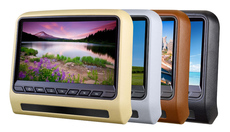 SS-9799D 9inch leather skin DVD HDMI ON sale