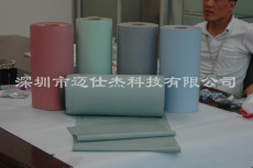 0.23 0.3导热矽胶布 硅胶布