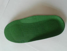 绿色无纺布成型垫