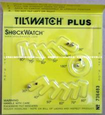 Tiltwatch PLUS防傾斜標簽 多角度
