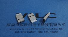 A公双面插USB 2.0正反插公头专利发售