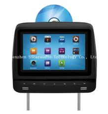 728DT 7inch swivel tilt screen DVD with touch panel