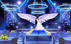 天使之翼--主题婚礼