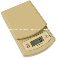 LKS317-GD household digital electronic kitchen food diet scale with different color available