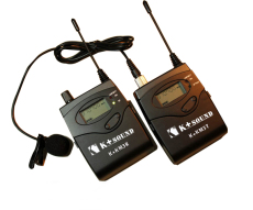 KM-3R/T 無線攝像拾音麥克風