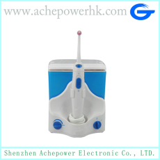 Dental supplier AR-W-05 dental oral irrigator with toothbrush tip