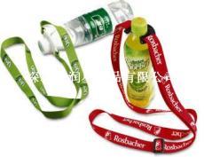 挂绳新产品 热转印水壶带 热升华水瓶挂绳 品质好可印彩色LOGO