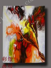 凯里抽象油画