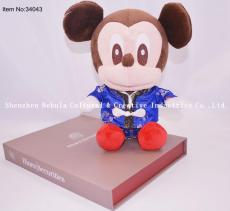 Hot selling plush mickey mouse toy Mickey mouse plush toys