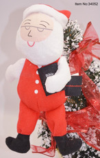 Soft Claus toys for kids Christmas Claus plush toys