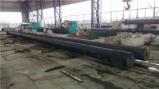 18米長C45N鍛造圓鋼正火探傷合格