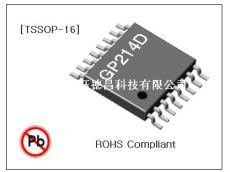 一级代理韩国GAINTECH PLL锁相环IC GP214D