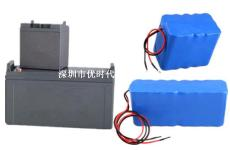 優時代廠家定制 電梯應急裝置電池12V12Ah