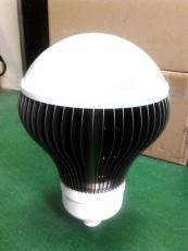 LED鳍片贴片球泡灯-40W