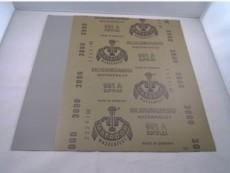 德国勇士砂纸991A 3000 砂纸 打磨砂纸 进口砂纸500张/件