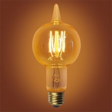 G80L vintage edison light bulb